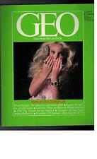 Geo  - Das neue Bild der Erde Nr. 1 - 1984