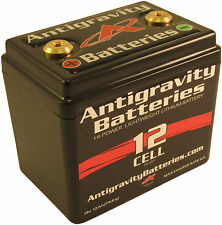 Antigravity Batteries AG1201 12 Cell Lithium Ion Small Case Motorcycle Battery