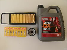 SERVICE KIT, HONDA JAZZ 1.2 & 1.4 PETROL ENGINES, 2002-2004 OIL INCLUDED