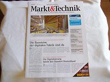 Zeitschrift: Markt & Technik. 19 / 2017