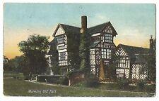 Moreton Old Hall, Cheshire PPC, Stoke On Trent 4 PMK 1907