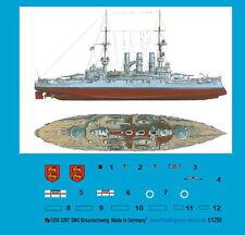 Peddinghaus 1/1250 EP 3297 SMS Brunswick
