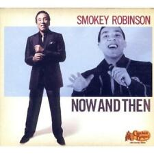 SMOKEY ROBINSON Now And Then NEW & SEALED CLASSIC SOUL  MOTOWN  CD (TIME LIFE)