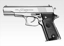 Colt Double Eagle Stainless Air Hop Hand Gun Tokyo Marui Japan F/S