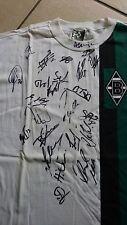 Borussia Mönchengladbach Gladbach Trikot XXL Signiert Saison 2000 m Autogrammen