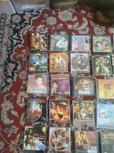 37 x Tailandische cd dvd vcd sammlung