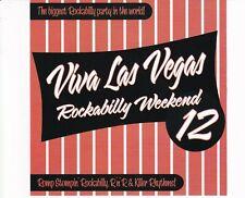 CD VIVA LAS VEGASrockabilly weekend 12NEAR MINT  (B4832)