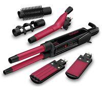 BaByliss 2800DU Pro Ceramic 12 in 1 Salon Multi Hair Straightener Curler Styler