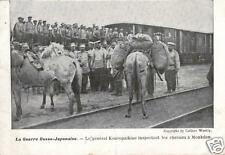 20486/ Foto AK, Krieg Russland-Japan, Inspektion General Kouropatkine