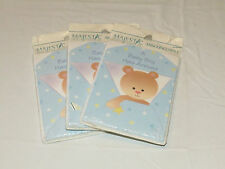 """Majestic 3 packs of 8 Birth Announcements """"A Baby Boy Has Arrived"""" baby cards#"""