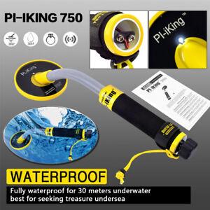 Pi-iking 750 Targeting Pinpointer Underwater Metal Detector Waterproof Vibrator
