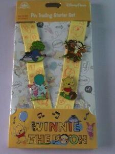 Winnie the Pooh Cuties Starter Set Pin 140791