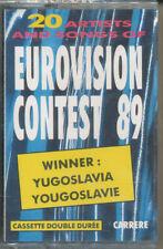 20 Artists And Songs Of Eurovision Contest 89 Winner: Yogoslavia MC NEU
