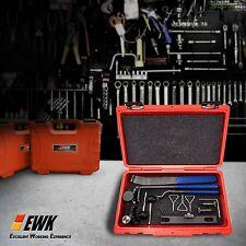 VW TDI Timing Belt Tools Set for adjusting cam crank pump timing
