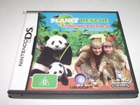 Planet Rescue Endangered Island Nintendo DS 2DS 3DS *Complete*