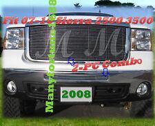 07-11 08 10 09 2011 2010 GMC Sierra 2500HD 3500HD Combo