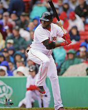 Boston Red Sox DAVID ORTIZ Glossy 8x10 Photo Big Papi Print Baseball Poster