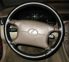 Lexus Leather Steering Wheel Cover Wheelskins - Custom Fit You Pick the Color
