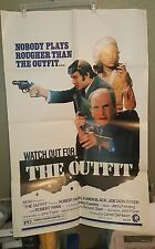 THE OUTFIT MOVIE POSTER ROBERT DUVALL KAREN BLACK ROBERT RYAN (1973)