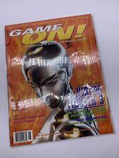 *RETRO* GAME ON! USA Video Game Manga Magazine - Vol 1, No 6: VIRTUA FIGHTER 3