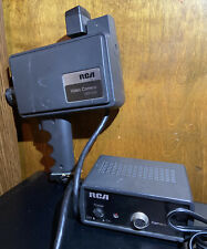RCA Video Camera BW003 and Power Supply