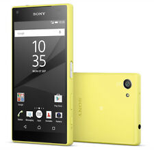 "Sony Ericsson XPERIA Z5 Mini E5823 4G LTE 32GB 23MP 4.6"" Libre TELEFONO MOVIL"