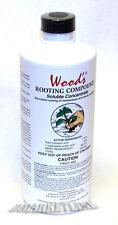 Woods Rooting Compound, Cutting,flowers, Nurseries, greenhouse Raiz 16 Oz