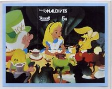 Disney Stamps mini-sheet : Alice in Wonderland  mini-sheet