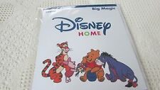 HTF BROTHER DISNEY BIG MAGIC Embroidery Card Rare and OOP NEW/SEALED