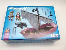 Playmobil 5901 Barco pirata Barco Bote / MINT - rareza Pieza de coleccionista
