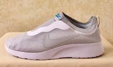 Women Nike Tanjun Slip On Athletic Shoe Supee Light Weight White/platinum 902866