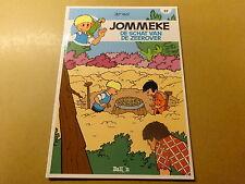 STRIP / JOMMEKE 37: DE SCHAT VAN DE ZEEROVER | Herdruk 2014