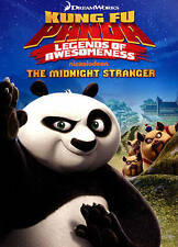 Kung Fu Panda: Midnight Strngr 2014 by Kung Fu Panda: Legends of Awes Ex-library