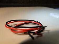 Miniatures Automotive Car Repair Flexible Jumper Cables