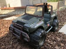 GI Joe Rhino G.P.V. Jeep Patrol Military Vehicle 1993