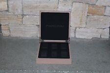 Panerai 6 Watch Display Case Holder OEM Boutique Item RARE