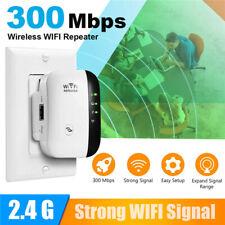 US,300Mbps Wireless Wi-Fi Range Amplifier Blast WifiBlast Repeater Extender Sets