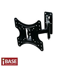 TV WALL MOUNT BRACKET LCD LED MONITOR FLAT TILT SWIVEL CORNER RV FREE