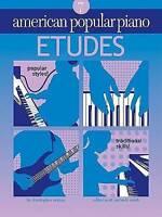 American Popular Piano: Etudes Level 7 by Scott McBride Smith, Christopher...