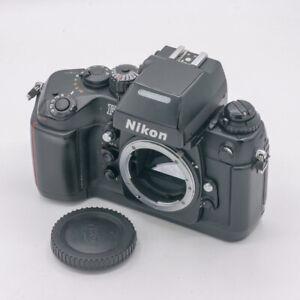 Nikon F4 F 4 35mm Film Analog Spiegelreflexkamera Gehäuse