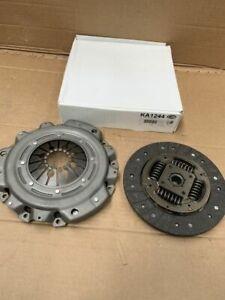 2pc Clutch Kit for Vauxhall Vivaro A Movano A 01-14 1.9 DI DTI 240mm