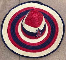 Los Angeles Angels Of Anaheim Baseball Angels Sombrero Hat May 5, 2015 SGA New