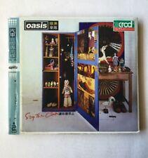 Oasis Stop the Clocks CD, Hong Kong/Singapore/Malaysia Import