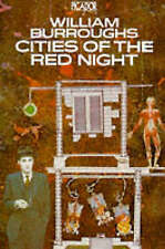 Cities of the Red Night (Picador Books), Good Condition Book, Burroughs, William