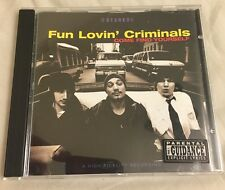 Fun Lovin' Criminals. Come Find Yourself. 1996. Chrysalis. 15 Tracks. CD