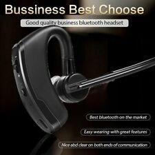 Mpow Wireless Bluetooth Headphones Driving Handsfree Earpiece For iPhone Samsung