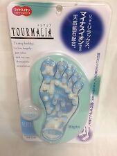 JAPAN TOURMALIA ION STEP FOOT MASSAGE BOARD REFLEXOLOGY BEAUTY&HEALTH CARE