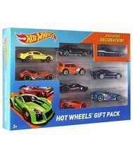Brand New Sealed Genuine Hot Wheels Pack of 9 Cars ! (Random Cars)