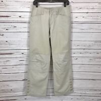 Vintage Columbia Vertex Women's Khaki Pants Chino Beige Size 8