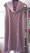 Beautiful CATHERINE'S Longer Length Knit Sweater Top-Size 1X/18/20-NEW-$59